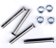 740 Coin Selector bolt set (4 bolts/nuts)