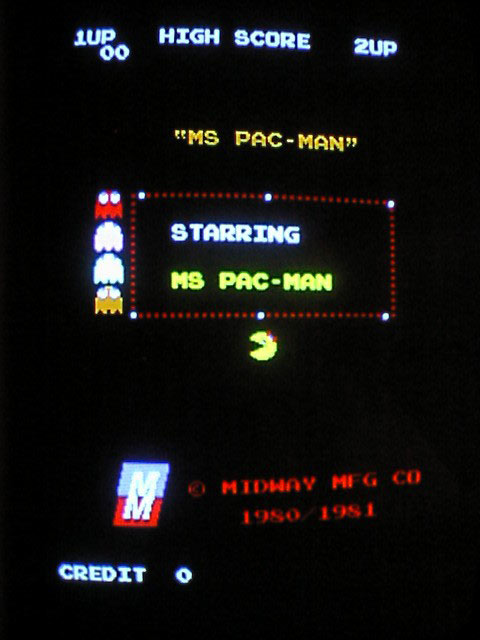 Mikesarcadecom Pac Man Troubleshooting