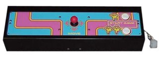 Mikesarcade com ms pac man control panel complete