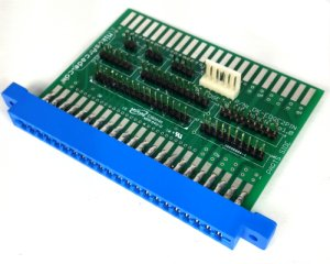 mike's nintendo pin to edge harness adapter  sku: dk-edge2pin