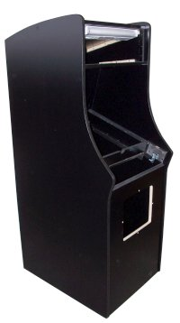 Mikesarcade Com Midway Upright Cabinet Fully Assembled