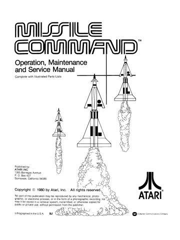 Missile Command Multigame -- Trouble shooting guide on bosconian atari, combat atari, wizard of wor atari, pacman atari, space war atari, plaque attack atari, fatal run atari, astroblast atari, solaris atari, defender atari, mappy atari, aquaventure atari, pele's soccer atari, warlords atari, e.t. the extra-terrestrial atari, breakout atari, space invaders atari, adventure atari, berzerk atari, pepsi invaders atari,